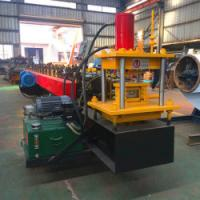 Buy cheap C Shaped Cable Tray Industry Light Gauge Steel Frame Roll Forming Machine product