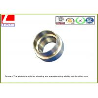 NC Precision Machined Products Stainless steel machining SS hub with shine surface