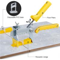 Buy cheap Wall Leveling System Ceramic Tile Levelers Height Adjustable 1-10cm Tile Level from wholesalers