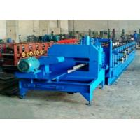 Buy cheap Adjustable Metal CZ Purlin Machine 11KW Q 235 Steel Raw Material For House from wholesalers