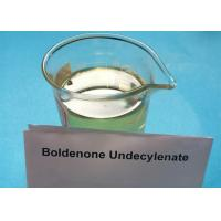 Buy cheap Steroid Hormone CAS 13103-34-9 Equipoise EQ Boldenone Undecylenate from wholesalers