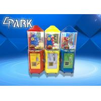 Buy cheap 1 Player Capsule Toy Arcade Vending Crane Game Machine W720 * D820 * H1600MM from wholesalers