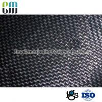 Buy cheap Custom width garden weed mat gross weed barrier geotextile for agriculture use from wholesalers