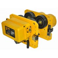 Buy cheap Overhead Crane Electric Hoist Trolley 0.5 Ton-10 Ton ,  Hoist Replacement Parts For Track from wholesalers