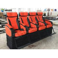 Buy cheap Latest Design 4D Cinema System Simulator Ride Chair 4D Outdoor Kino product