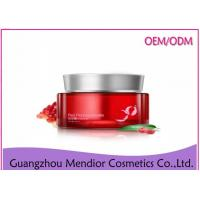 China Red Pomegranate Vitamin C Face Cream , Deep Moisturizer Collagen Face Cream on sale