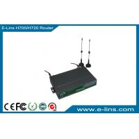Buy cheap 3G HSPA+ Two Cellular one RJ45 Ethernet Industrial 3G Router With SIM / UIM Card from wholesalers
