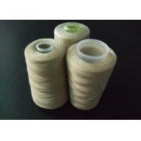 Buy cheap Beige 100% Polyester Sewing Thread For Leather Garments Tkt-30 from wholesalers
