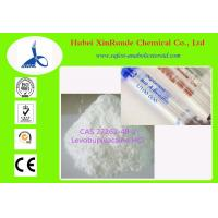 Buy cheap Local Anesthetic  27262-48-2 Levobupivacaine Hydrochloride (Levobupivacaine HCl) from wholesalers