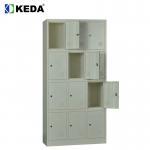 Buy cheap 0.157 CBM Pantone Color Steel Storage Locker from wholesalers