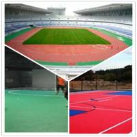 Buy cheap 3W Outdoor Football Court / Suspend Interlocking / Pvc flooring from wholesalers