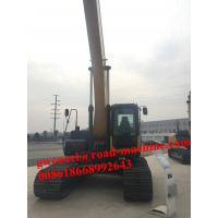 Buy cheap Customized XCMG Hydraulic Excavator 195 Kn Max Trailer 400L Fuel Capacity, 23T Operation Capacity from wholesalers