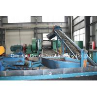 Buy cheap waste tire recycling machine/used tire recycling machine for  tire production line from wholesalers