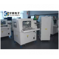 Buy cheap 0.01mm Precision 50000RPM PCB Depaneling Router from wholesalers