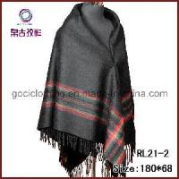 Buy cheap Fashion Stripe Wool Square Scarf (RL21-2) from wholesalers