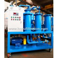 Buy cheap Lube Oil Purification Machine,Lubricant Oil Separator,Anti-Wear Hydraulic Oil Emulsion Breaking,Gearbox Oil Processing from wholesalers