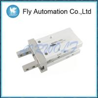 Buy cheap 0.2 To 0.7 Mpa Double Acting Air Cylinder Nbr Holder High Precision Mhz2-10d from wholesalers