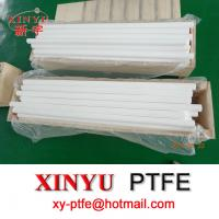 Buy cheap White Color 100% Virgin PTFE Round Rod/Bar from wholesalers