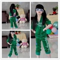 Buy cheap free sample!!new fashion kids sport clothing set summer teen girl clothing set wholesale plus size clothing from wholesalers