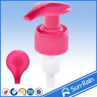 Buy cheap Colorful plastic Lotion Dispenser Pump for shampoo , hand sanitizer bottle from wholesalers