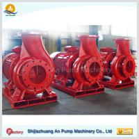 Buy cheap Single stage centrifugal fire pump fire fighting pump fire sea water pump from wholesalers