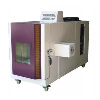 Buy cheap Electric Fabric / Leather Testing Equipment For Water Vapour Permeability from wholesalers