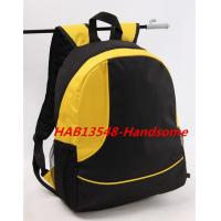 Buy cheap cheap promotional polyester school bag backpack -HAB13548 product