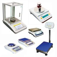 Buy cheap FA/JA-C 0.1mg auto-calibration electronic precision balance analytical scales from wholesalers