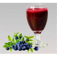 Buy cheap High Quality Organic Blueberry Extract , Natural Blueberry Fruit Extract Powder from wholesalers