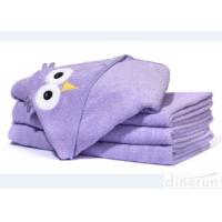 Buy cheap Dingrun Newborn Hooded Towel Large , Infant Bath Towel Hooded  from wholesalers