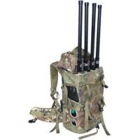 Buy cheap โรงงาน Jammer | 3 / 4 Bands High Power Cellular, Satellite Portable Manpack Bomb Jammer product