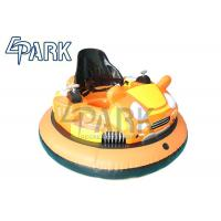 Buy cheap Hardware and plastic 1 Player Kids Bumper Car , 1 Year Warranty from wholesalers