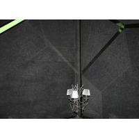 Buy cheap Lightweigh Decorative Acoustical Wood Ceiling Panels With Polyester Fiber BT new pattern from wholesalers