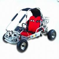 Buy cheap 70cc Go-kart with Four-stroke Engine and CDI Ignition from wholesalers
