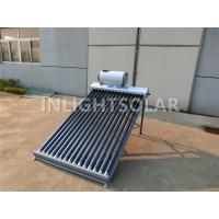 Buy cheap Home Appliances Assistant Tank Solar Water Heater With Polyurethane Foam Tube Coating from wholesalers