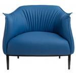 Buy cheap Replica Archibald Armchair Leather Poltrona Frau Chair Designer Sofa from wholesalers