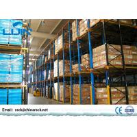 Buy cheap Heavy Duty Drive In Pallet Rack For Industrial Workshop Optional Color from wholesalers