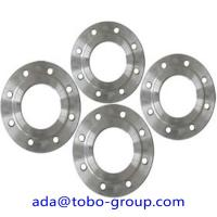Buy cheap ASTM A182 ANSI B16.5 Forged Steel Flanges , SS316 SS304 Stainless Steel Flange product