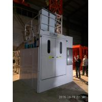 Buy cheap 2000kg Explosion Proof Industrial Elevators for Oil Plant Installed within Steel Structure from wholesalers