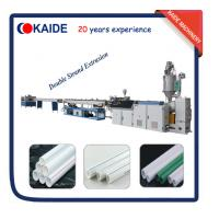 Buy cheap Double Strand PPR Pipe Production line/PPR Pipe Making Machine from wholesalers