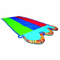 Buy cheap Play Fun Inflatable Water Slides 58 Inches Wide For Outdoor Entertainment from wholesalers