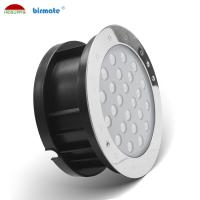 Buy cheap High Brightness 18W Led Ground Lights Outdoor IP68 Waterproof DMX512 RGB Control from wholesalers