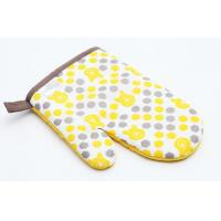 Buy cheap Cotton Lining Fireproof Oven Gloves For Household Electrical Appliances product