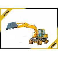 1.9m³ 13175kg Earth Excavation Equipments , Heavy Equipment Excavator Customized Color