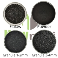 Buy cheap Eco Friendly 2mm Potassium Humate Flakes from wholesalers