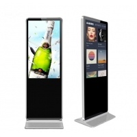 Buy cheap 43 Inch Lobby Windows Self Service Touch Screen Kiosk from wholesalers