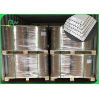 Buy cheap 800G 900G 1100G Smooth Greyboard Rolls High Hardness 100CM For Sofa Plate from wholesalers