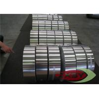 Buy cheap 11 / 18 Micron Aluminium Foil Roll Jumbo Alfoil For Household Packing from wholesalers