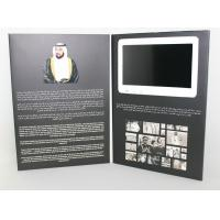 Buy cheap 2.4 4.3 5 7 10 LCD video card , video greeting cards A4 book size from wholesalers