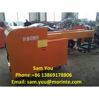 Buy cheap Strapping / plastic rope / leather / denim cutting machine from wholesalers